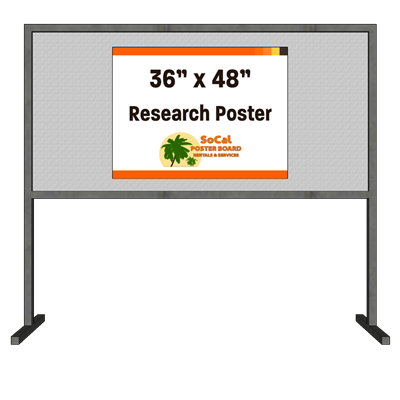 "36"" x 48"" Standard Research Poster"