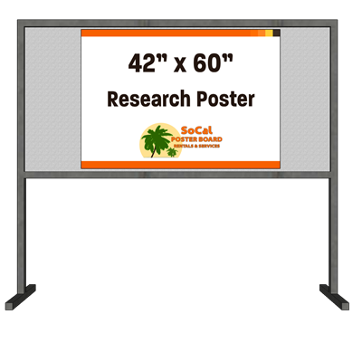 "42"" x 60"" Standard Research Poster"