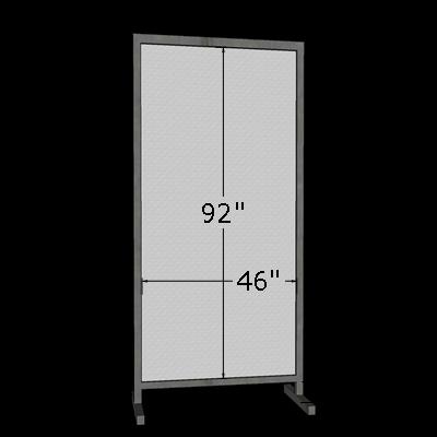 4' x 8' Vertical Poster Board
